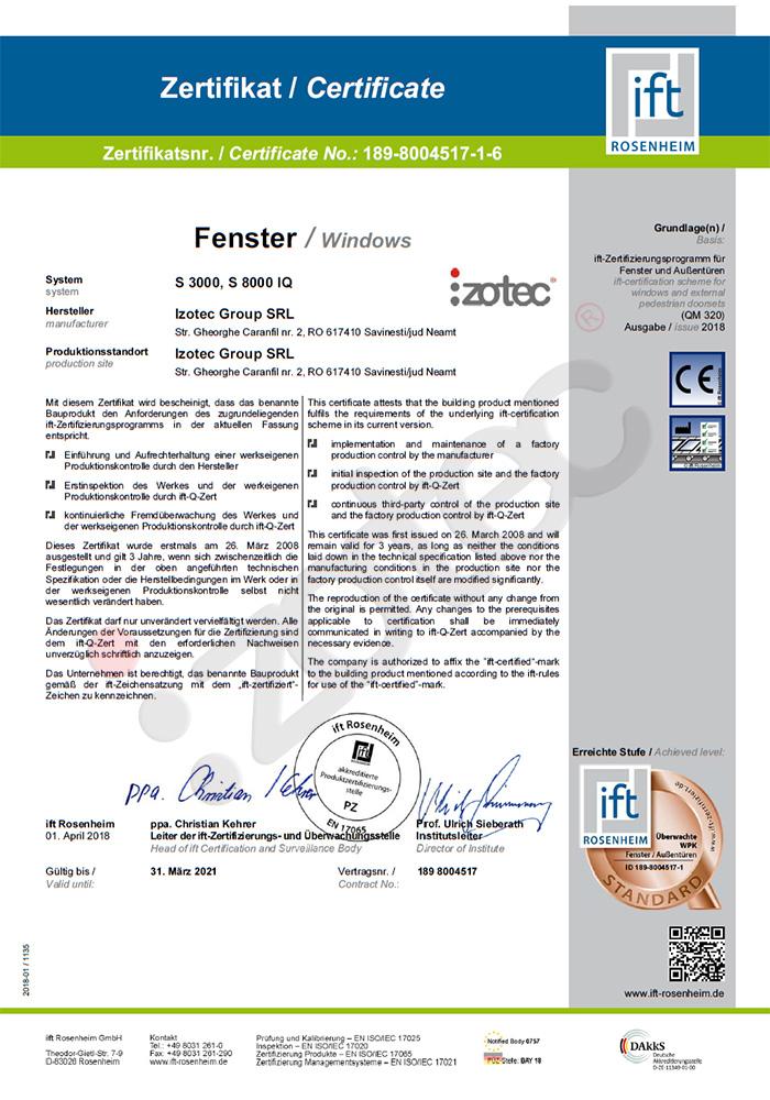 certificari07 Certificazioni